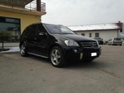 MERCEDES-BENZ ML 63 AMG 4Matic V-MAX 510 CV - Senza limitatore