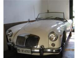 MG MGA SPIDER