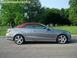 MERCEDES-BENZ E 350 CDI Cabrio BlueEFFICIENCY