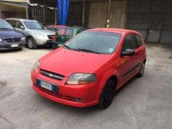 CHEVROLET Kalos 1.2 5 porte SE Dual Power GPL