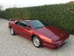 LOTUS Esprit 2.0i turbo cat4 Ala Alta  iscritta  ASI