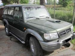 GALLOPER GALLOPER 2.5 turbo diesel