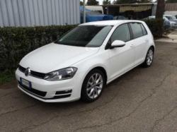 VOLKSWAGEN Golf 7ª serie 1.6 TDI DSG 5p. Highline BlueMotion