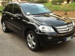 MERCEDES-BENZ ML 420 CDI 4Matic 7G-TRONIC