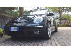 VOLKSWAGEN New Beetle 1.8 T 20V Cabrio Lim. Red Edt.