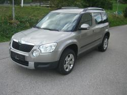 SKODA Pick-up Skoda Yeti 2.0 TDI CR 140CV 4x4 Adventure