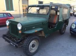 JEEP Willys CJ6 VIASA STORICA