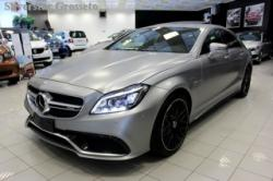 MERCEDES-BENZ CLS 63 AMG S 4Matic