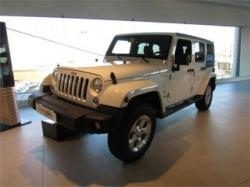 JEEP Wrangler Unlimited 2.8 CRD Sahara Auto MY15