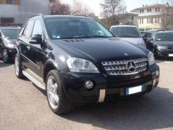 MERCEDES-BENZ ML 420 CDI 4Matic 7G-TRONIC DPF AMG