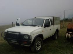 NISSAN King Cab pick-up