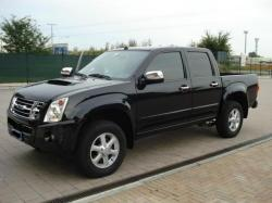 ISUZU D-Max 3.0 TD cat Crew Cab 4WD Pick-up LS EU4