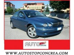 JAGUAR X-Type 2 litri V6 24V cat Executive *IMPIANTO GPL NUOVO*