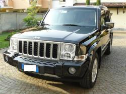JEEP Commander 3.0 CRD DPF Overland