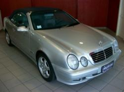 MERCEDES-BENZ CLK 200 Kompressor cat Cabrio Avantgarde Evo