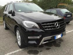 MERCEDES-BENZ ML 250 CDI BlueTEC Premium
