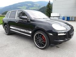 PORSCHE Cayenne Turbo Facelift