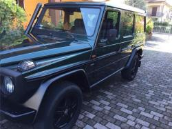 MERCEDES-BENZ G 290 GD turbodiesel S.W. Lunga