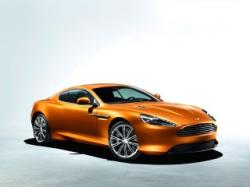 ASTON MARTIN Virage Coupé Touchtronic