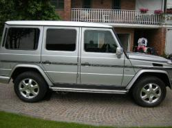 MERCEDES-BENZ G 400 Cdi cat S.W. Lunga