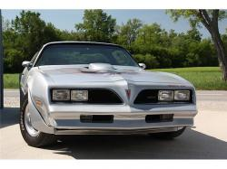 PONTIAC Firebird Trans Am T-Top Automatik 6.6