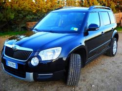 SKODA Yeti 2.0 TDI CR 140CV 4x4 Adventure
