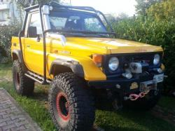 TOYOTA Land Cruiser bj 71