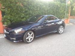 MERCEDES-BENZ SLK 250 CDI BlueEFFICIENCY Premium