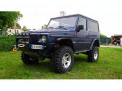 MERCEDES-BENZ G 300 Corto Station Wagon PREPARATO OFF-ROAD