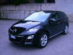 MAZDA CX-7 2.2L MZR CD Tourer