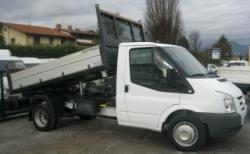 FORD  350EF  2.4 TDCi/115 RIBALTABILE