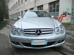 MERCEDES-BENZ CLK 220 cat Elegance