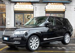 LAND ROVER Range Rover Vogue - Suv Car Hire - Joey Rent Milano Firenze