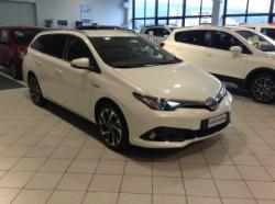 TOYOTA Auris Touring Sports 1.8 HSD Active + Style Pack
