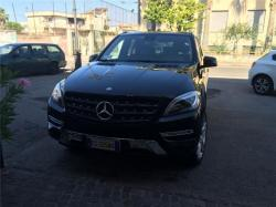 MERCEDES-BENZ ML 250  CDI BlueTEC 4Matic Sport