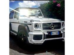 MERCEDES-BENZ G 400 CDI cat S.W.