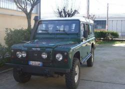 LAND ROVER Defender 110 2.5 TD5 CAT STATION WAGON
