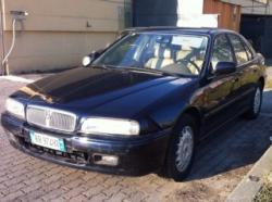 ROVER 45 1.6i 16V cat 4 porte Club,Tetto apribile