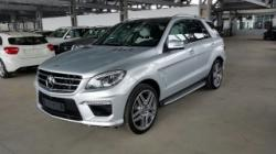MERCEDES-BENZ ML 55 AMG ML 63 4Matic AMG Performance