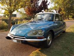CITROEN DS tiburon pallas DS23