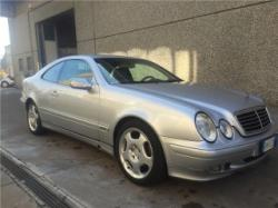 MERCEDES-BENZ CLK 200 Kompressor cat Elegance