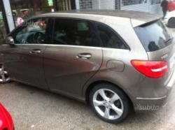 MERCEDES-BENZ B 200 CDI Premium blu efficiency