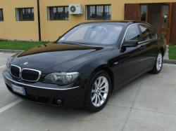 BMW 745 d cat Eccelsa Extra Full
