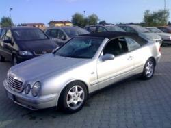 MERCEDES-BENZ CLK 230 Kompressor cat Cabrio Avantgarde