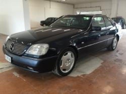 MERCEDES-BENZ CL 420 SEC