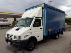IVECO Daily 35.8 2.8 Diesel PL TELONE IGNIFUGO