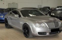 BENTLEY Continental GT*XENON*PDC*NAVI*