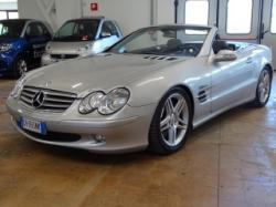 MERCEDES-BENZ SL 55 AMG cat KLEEMANN K50