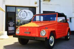 VOLKSWAGEN 181 Pescaccia (Thing) mod. '71