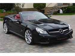 MERCEDES-BENZ SL 350 SL 63 FACELIFT AMG
